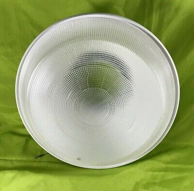 Vintage Holophane Endural Light Cover and Protector Cover PT-779
