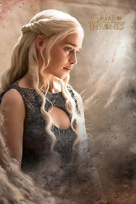 Game of Thrones Poster Staffel 6 - Daenarys Targaryen Khaleesi - 61 x 91,5 cm