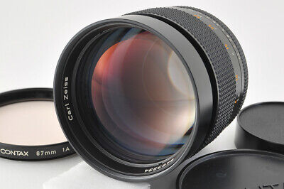 *Excellent+++* Contax Carl Zeiss Planar T 85mm f/1.4 AEG Lens from Japan #3055