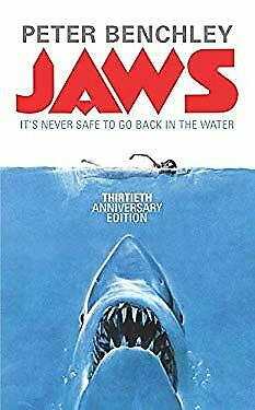 Jaws by Benchley, Peter-ExLibrary