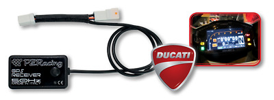 Ducati Panigale Pz Racing Gps Receiver,Pz Racing Gps Lap Timer Receiver,899 1199