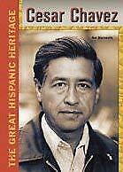 Cesar Chavez by Marcovitz, Hal -ExLibrary