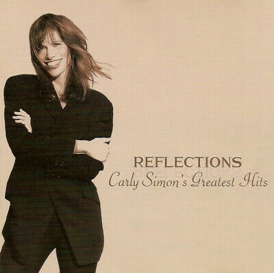 Carly Simon Reflections: Carly Simon's Greatest Hits (VG+) CD, C