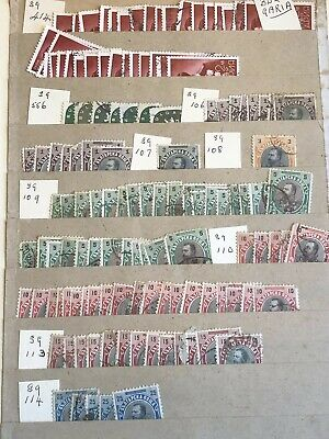 Bulgaria - Job Lot Collection Loose Stamps Lot 18