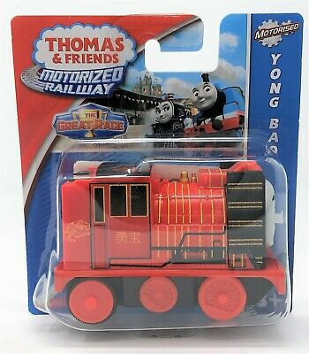 Thomas and Friends Motorized Railway The Great Race Yong Bao Engine Train Toy