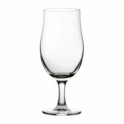 Utopia Stemmed Draught Beer Glasses 380ml CE Marked (Set of 24) [CW072]