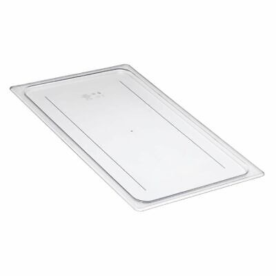 Cambro Clear Polycarbonate 1/1 Gastronorm Lid [DC662]