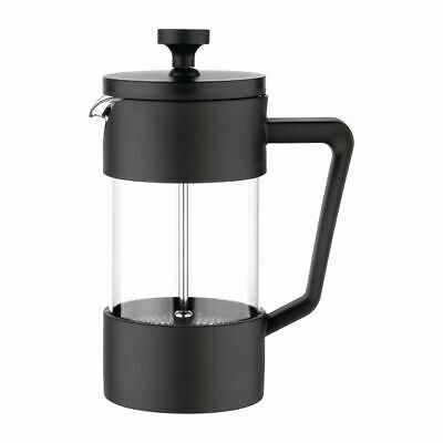 Olympia Contemporary Cafetiere Black 3 Cup [CW950]