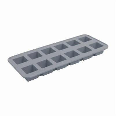 Vogue Flexible Silicone Ice Cube Mould [DA526]