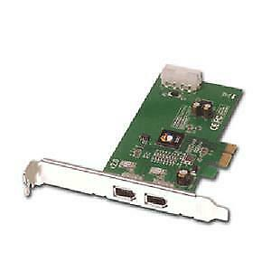 SIIG NN-E20012-S2 2-port FireWire PCI Adapter