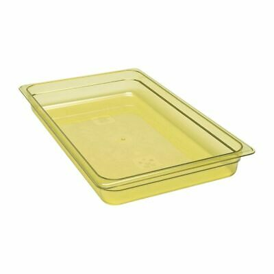 Cambro High Heat 1/1 Gastronorm Food Pan 65mm [DW478]