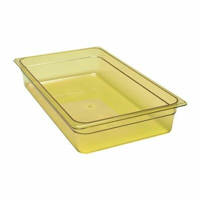 Cambro High Heat 1/1 Gastronorm Food Pan 100mm [DW479]