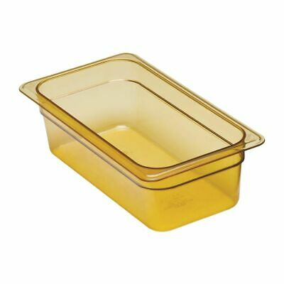 Cambro High Heat 1/3 Gastronorm Food Pan 100mm [DW485]