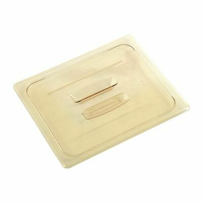 Cambro High Heat 1/2 Gastronorm Food Pan Lid [DW521]