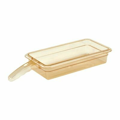 Cambro High Heat 1/3 Gastronorm Food Pan With Handle 65mm [DW487]