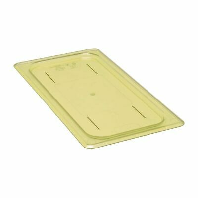 Cambro High Heat 1/3 Gastronorm Food Pan Lid [DW522]