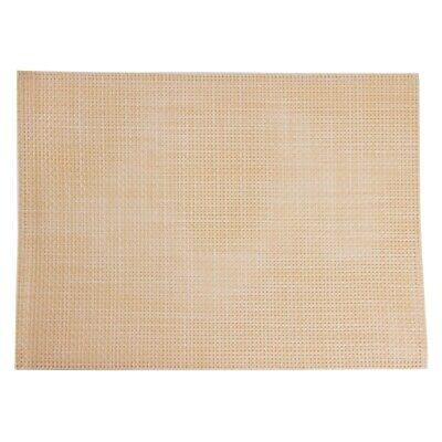 APS PVC Placemat Beige (Set of 6) [GJ994]