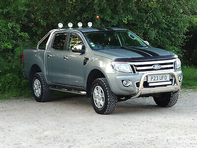 Ford Ranger 3.2 Limited Manual 2013. 212bhp. Superb Condition. No VAT