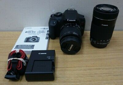 CANON EOS REBEL T6 / EOS D750 24 2MP Digital SLR Camera