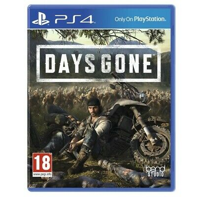Days Gone ps4 game UK