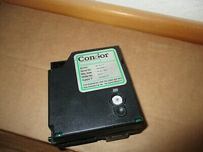 COIN CONTROLS CONDOR CN101 FOR QUARTERS 25c