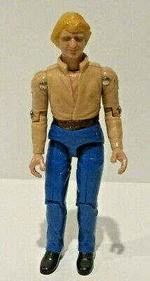 The Dukes of Hazzard General Lee Mego 1980 Bo Duke Action Figure 3.75/""