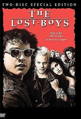 The Lost Boys (DVD, 2004, 2-Disc Set, Special Edition) Free Ship Canada!