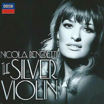 Nicola Benedetti The Silver Violin (VG+) CD, Album