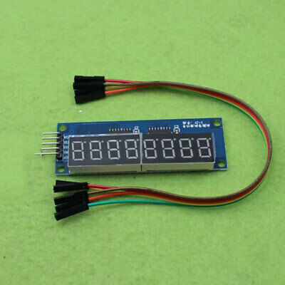 71*22mm 74HC595 8 Bit 8-Digit LED Display Module Digital Tube for Arduino DFG