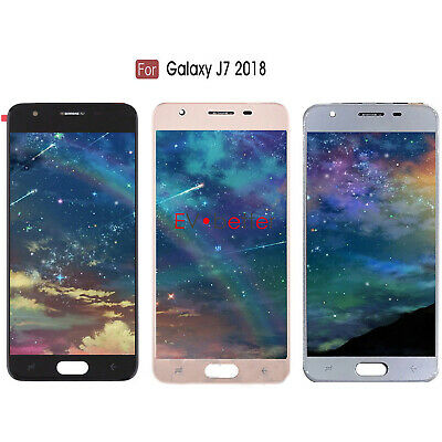 Lot For Galaxy J7 Crown SM-S757BL S767VL LCD Touch Screen Digitizer ± Adhesive