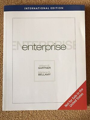 Enterprise by Gartner and Bellamy, with unused access code
