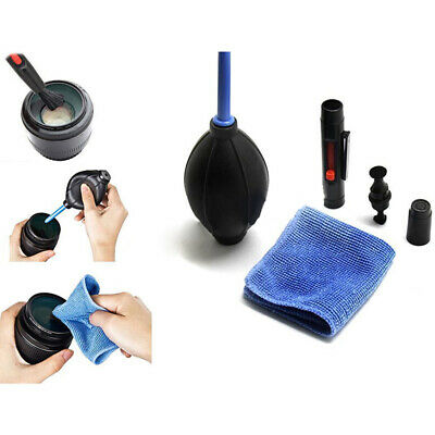 3in1 Professional Lens Cleaning Cleaner Kits For Canon Nikon Sony DSLR Camera