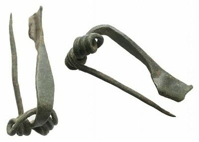 LAC Roman Bronze Bow Brooch, 2nd - 4th cent. AD (40mm)  SPA15-870