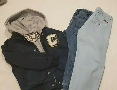 Boys Size 3 - 4 Winter Bundle - country road, cotton on, mooks
