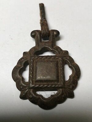 Cast Iron or Brass Late 19th Century Victorian or Edwardian Drawer Handle?