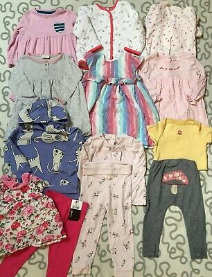 Baby Girls 9-12 Months Clothes Bundle Dresses Next John Lewis