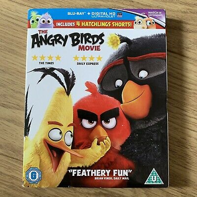 The Angry Birds Movie [Blu-Ray 2016]