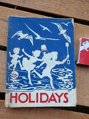 Holidays school Reader  1953 illustrated