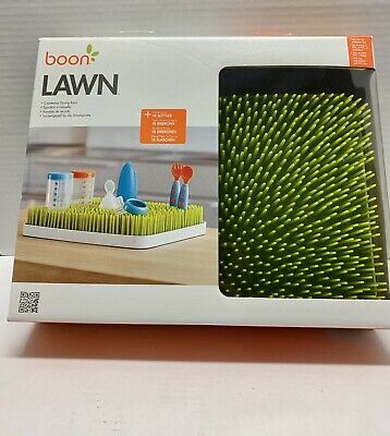 boon Lawn Countertop Drying Rack - New in Box - Holds up to 18 Bottles!