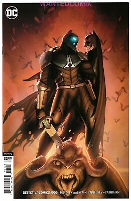 Batman Detective Comics #1005 Variant Cover Arkham Knight June 2019 Comic Book 1