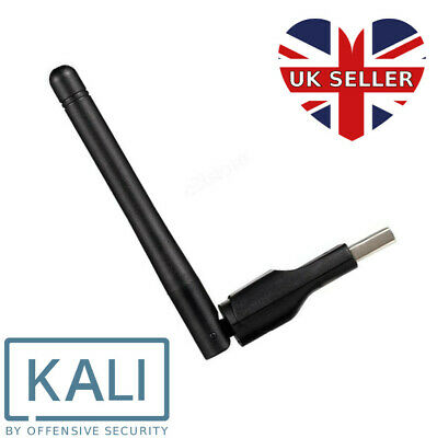 USB WIFI ADAPTER Kali Linux / Aircrack Compatible Hack WiFi