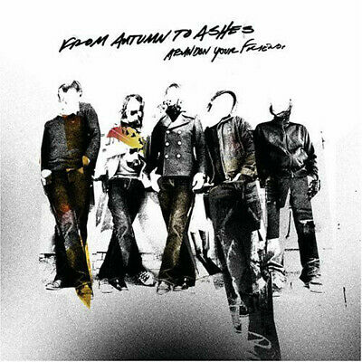 From Autumn To Ashes Abandon Your Friends (VG) CD, Album, Dig