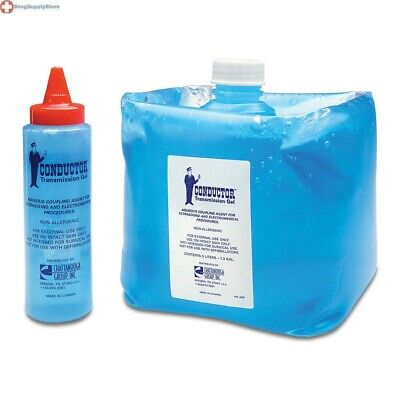 MM Conductor(Tm) Transmission Gel, 5-liter Container (1.3 Gallon)