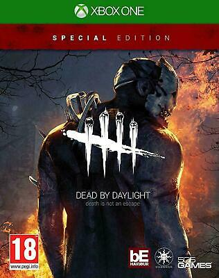 Dead By Daylight Special Edition Xbox One Inc Fast Free Postage/Dispatch