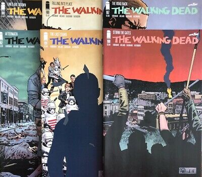 The Walking Dead (Image): 187 to 192 'Rest in Peace' - The death of ....