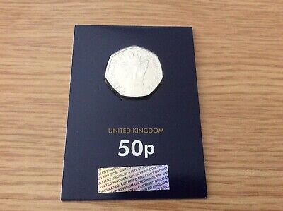 50p Coin 2018 Beatrix Potter The Tailor Of Gloucester BUNC FREEPOST