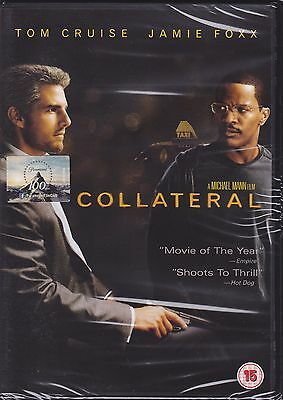 Collateral (DVD, Brand New & Sealed Action Thriller) A Great Thriller Movie