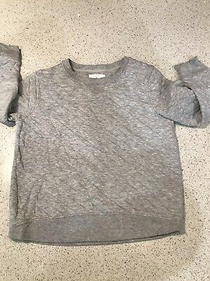 Country Road Girls Sweat Jumper Size 4