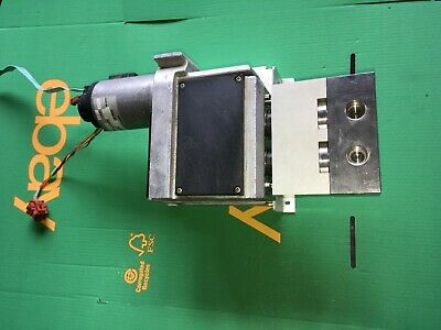 Pump Head Assembly without seal wash  01018-60004 -  HP 1050 HPLC Pump
