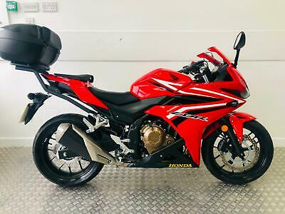 Honda CBR500R ABS .          1 OWNER, ONLY 1450 MILES !!!